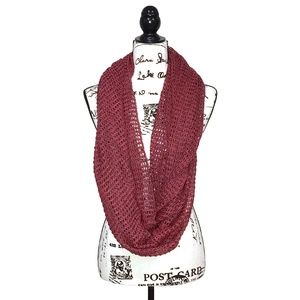 Accessories - *NWOT* Oversized Infinity Scarf